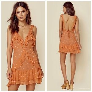 For Love And Lemons Analissa Dress